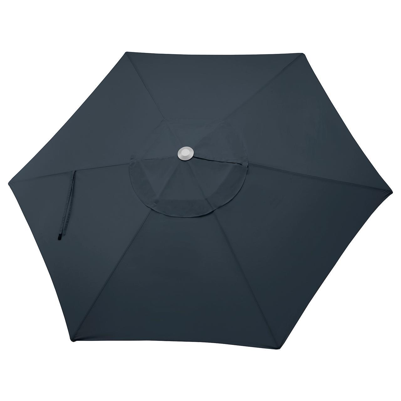 ЛИНДЭЙА Купол зонта от солнца, темно-синий