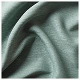 ВИЛБОРГ Гардины, 1 пара, зеленый, фото 6
