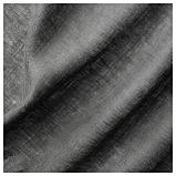 ЛЕЙОНГЭП Гардины, 1 пара, темно-серый, фото 4