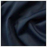 МАЙГУЛЛ Гардины, блокирующие свет, 1 пара, темно-синий, фото 3