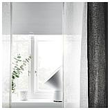 ТУППЛЮР Рулонная штора, блокирующая свет, белый, фото 5