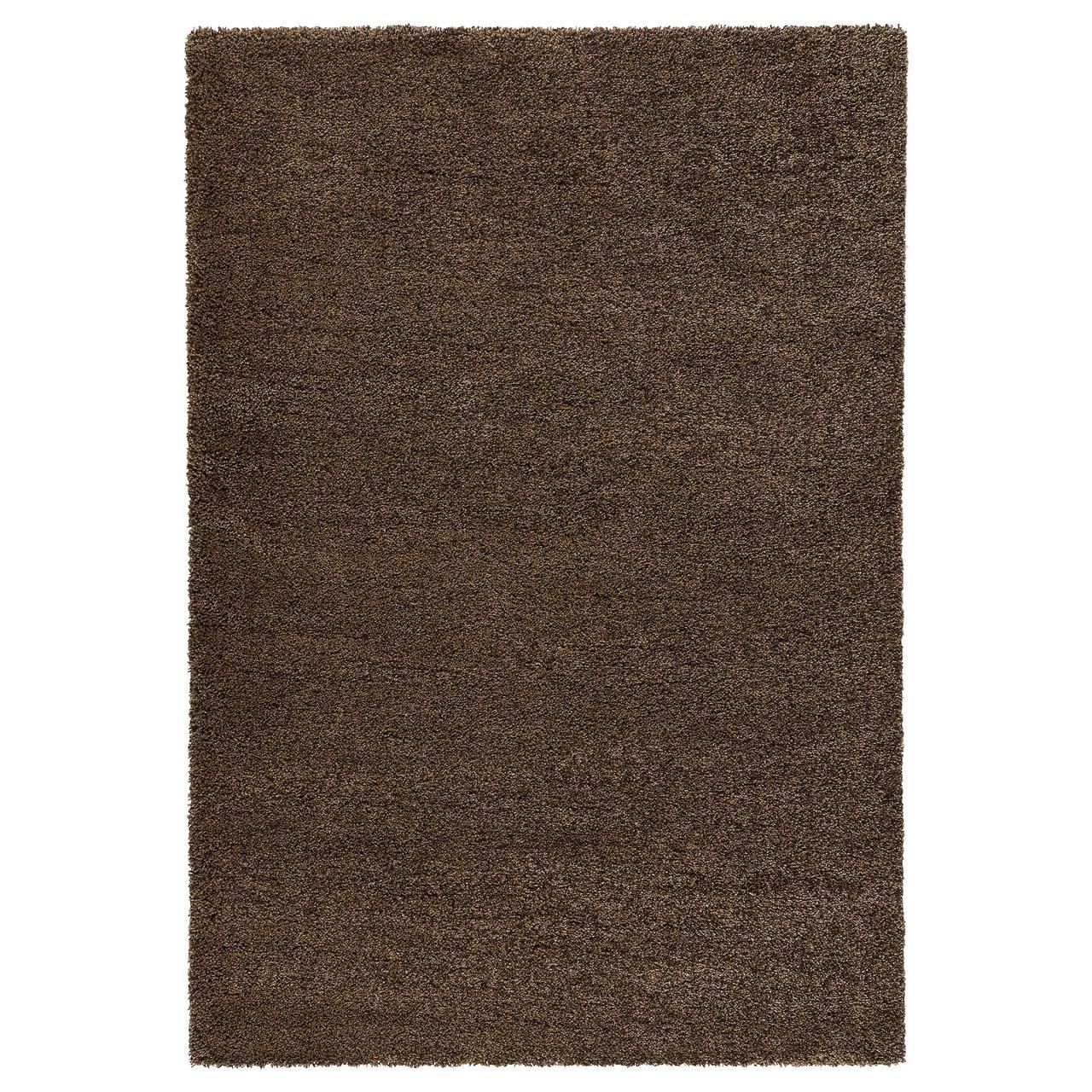ОДУМ Ковер, длинный ворс, светло-коричневый