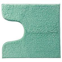 ГРОШЁН Коврик в туалет, зелено-синий