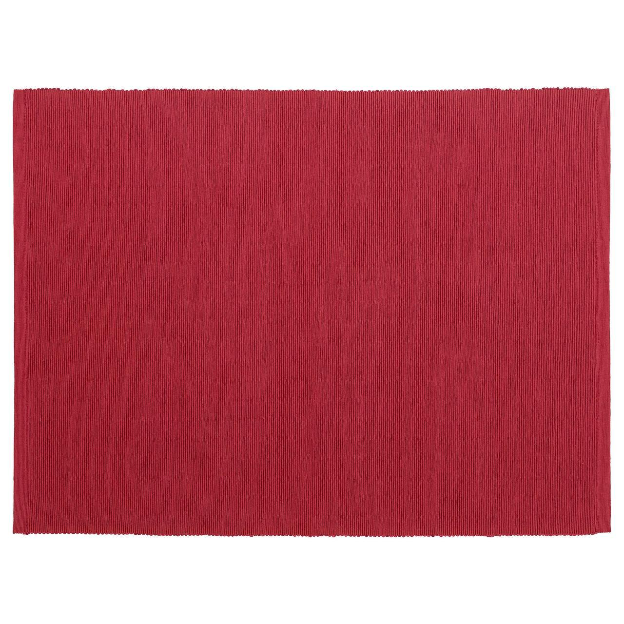 МЭРИТ Салфетка под приборы, темно-красный