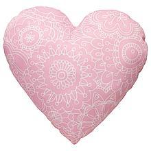 ВЭНСКАПЛИГ Подушка, розовый