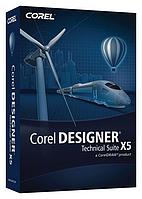 Программа для технической коммуникации Corel DESIGNER Technical Suite X6