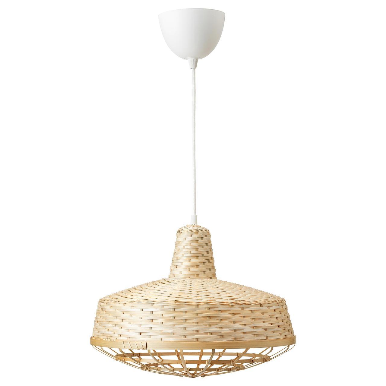ИНДУСТРИЕЛЛ Подвесной светильник, бамбук