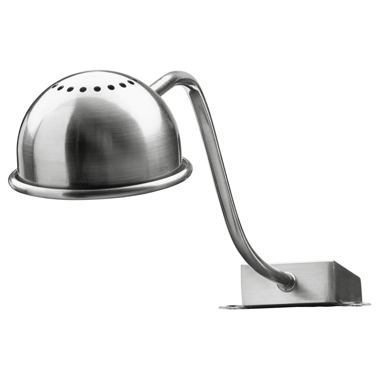 ФОРМАТ Светодиодная подсветка шкафа, никелированный