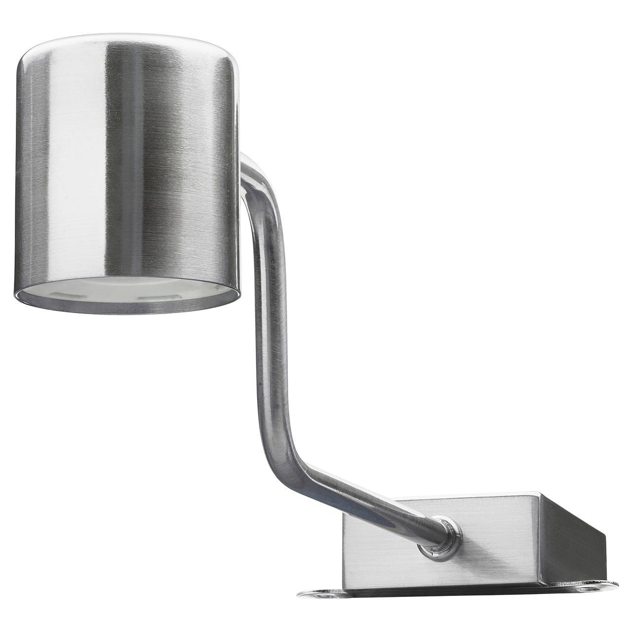УРСГУЛЬТ Светодиодная подсветка шкафа, никелированный