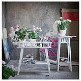 ЛАНТИВ Пьедестал для цветов, белый, фото 4