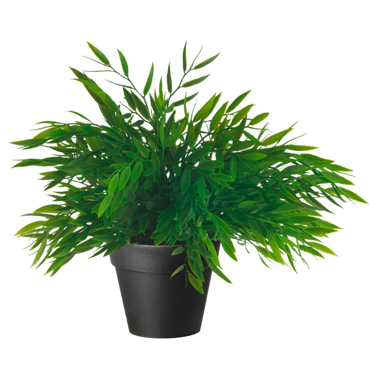 ФЕЙКА Искусственное растение в горшке, Комнатный бамбук