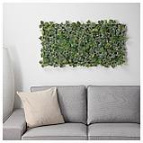 ФЕЙКА Растение искусственное, настенный, д/дома/улицы зеленый, фото 7