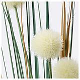СМИККА Цветок искусственный, белый, фото 2