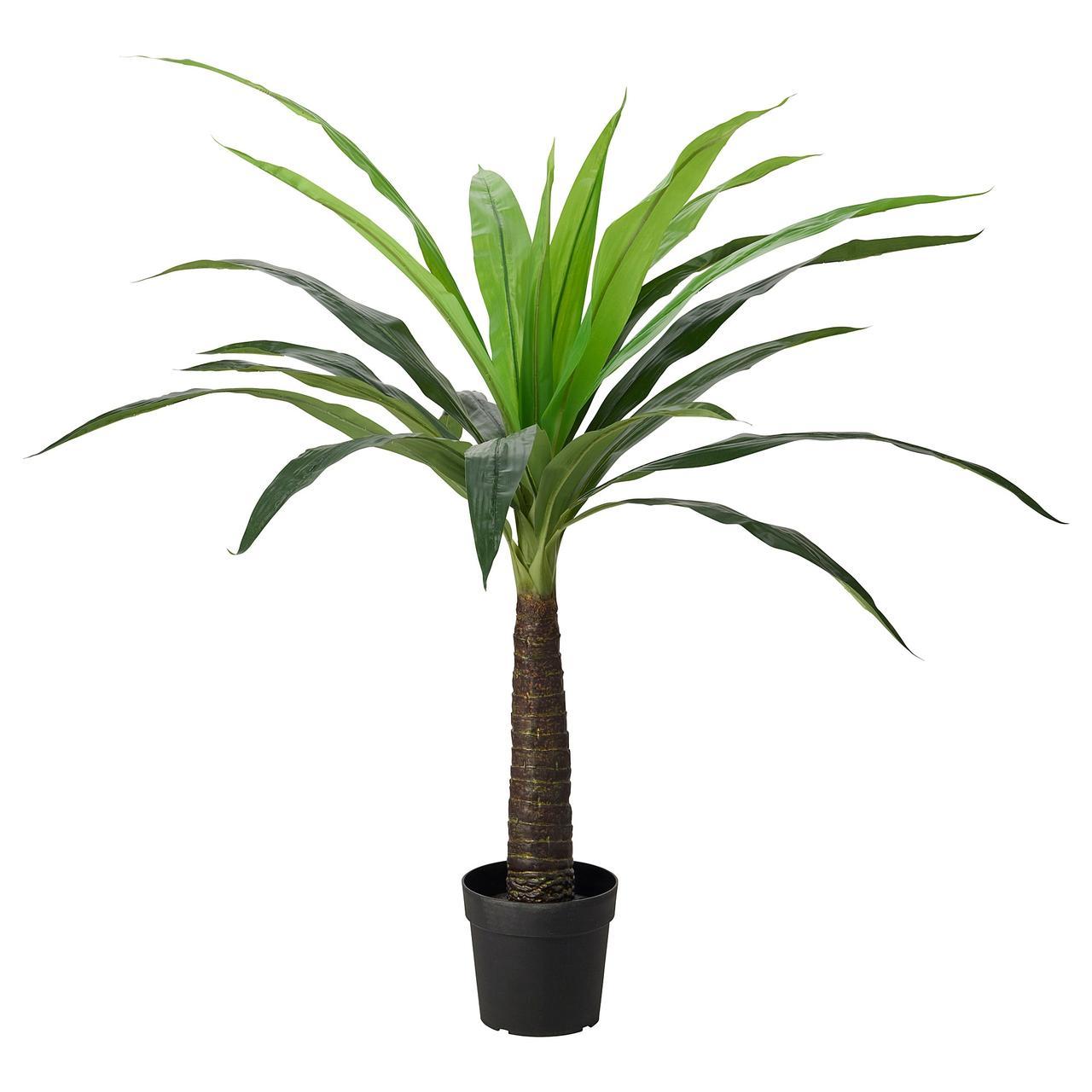 ФЕЙКА Искусственное растение в горшке, д/дома/улицы пальма