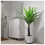 ФЕЙКА Искусственное растение в горшке, д/дома/улицы пальма, фото 4