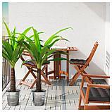 ФЕЙКА Искусственное растение в горшке, д/дома/улицы пальма, фото 5
