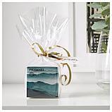 ФРИСКХЕТ Ароматическая свеча в стакане, Горный воздух, серый, фото 3