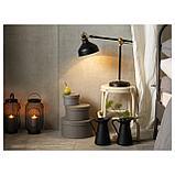 ТОППИГ Фонарь для формовой свечи, черный, фото 3