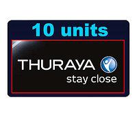 Thuraya 10 unit (10 минут)
