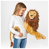 ДЬЮНГЕЛЬСКОГ Мягкая игрушка, лев, фото 2