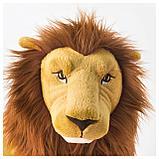 ДЬЮНГЕЛЬСКОГ Мягкая игрушка, лев, фото 3