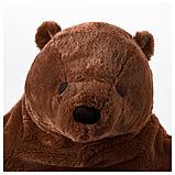 ДЬЮНГЕЛЬСКОГ Мягкая игрушка, бурый медведь, фото 3