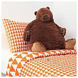 ДЬЮНГЕЛЬСКОГ Мягкая игрушка, бурый медведь, фото 4