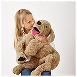 ГОСИГ ГОЛДЕН Мягкая игрушка, собака, золотистый ретривер, фото 2