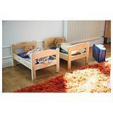 ДУКТИГ Куколн кровать с компл пост белья, сосна, разноцветный, фото 3