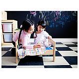 ДУКТИГ Куколн кровать с компл пост белья, сосна, разноцветный, фото 4