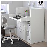 СТУВА / ФРИТИДС, Пеленальный стол с ящиками, фото 4