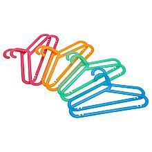 БАГИС Плечики детские, разные цвета разные цвета