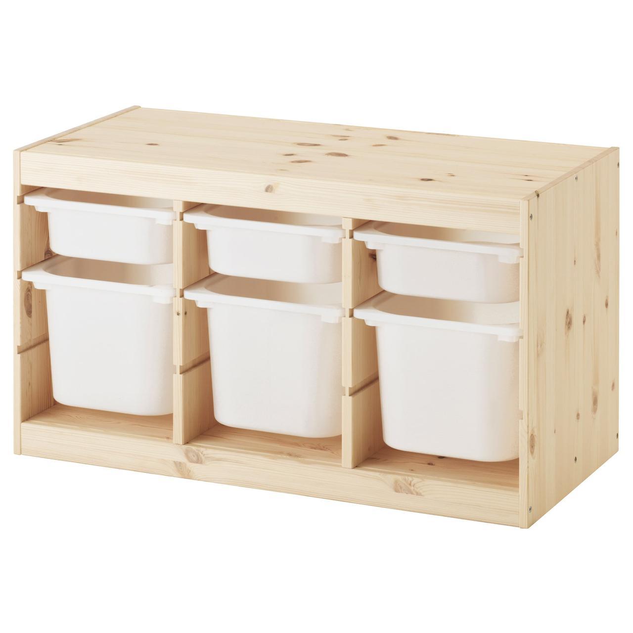 ТРУФАСТ, Комбинация д/хранения+контейнерами