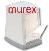 Салфетки диспенсерные MUREX, 18 пачек по 250 листов, фото 1