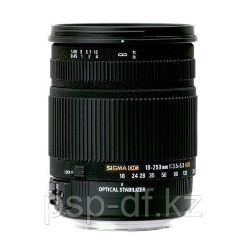 Sigma 18-250mm F3.5-6.3 DC OS for Nikon Супер цена!!!