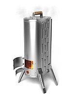 Печь варочная портативная Дуплет-2 INOX коптильна.Термофор.