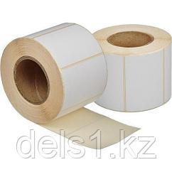 Этикетка термо  (для прямой печати)  58мм/30мм (750 шт в рулоне)  диаметр втулки 40 мм. Россия