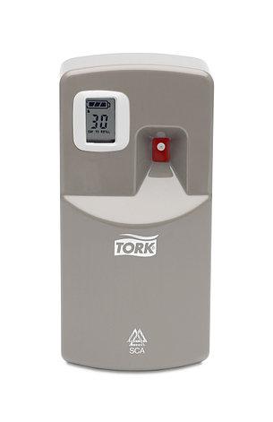 Диспенсер для аэрозольного освежителя воздуха Tork (A1) 256055, фото 2