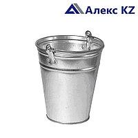 Ведро оцинкованное 15 литров (производство: Россия)
