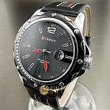 Мужские наручные часы Curren Quartz Chromium , фото 2