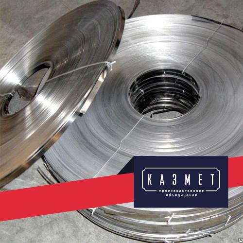 Лента стальная анизотропная 3421 0,05 мм