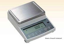 Весы лабораторные электронные BL620S, НПВ 620г, d=0,01г; внешняя калибровка; платформа 160х124 мм