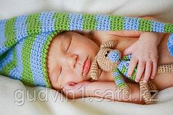 Детская кроватка, чтобы малышу было спокойно