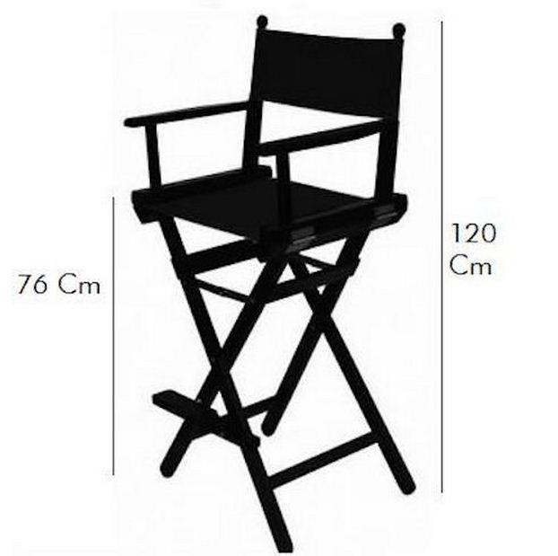 Кресло режиссёра +1 кино-хлопушка