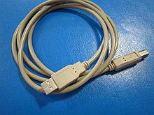 Кабель USB  для принтера, длина 1,5  м.USB 2.0, Алматы
