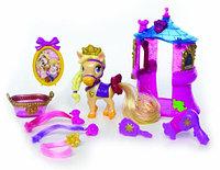 Королевские питомцы. Пони Звездочка, питомец Рапунцель, в наборе с аксессуарами, фото 1