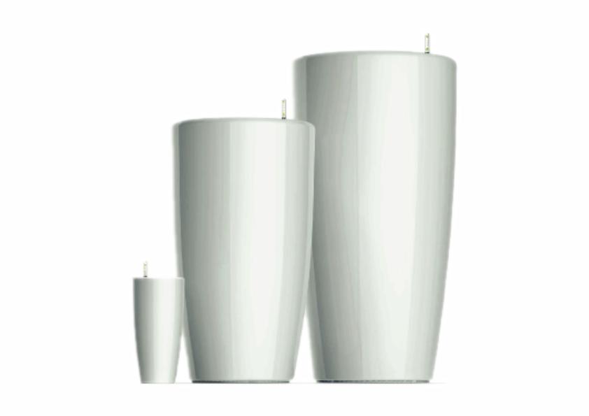 Пластиковый горшок для растений 35х61cmH