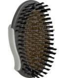 Trixie 2319 Трикси Щетка овальная, с латунной щетиной, 12 х 6,5см, фото 1