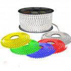 Ленты светодиодные 220 в. В ПВХ оболочке  LED лента SMD 5050. 9 цветов, фото 5