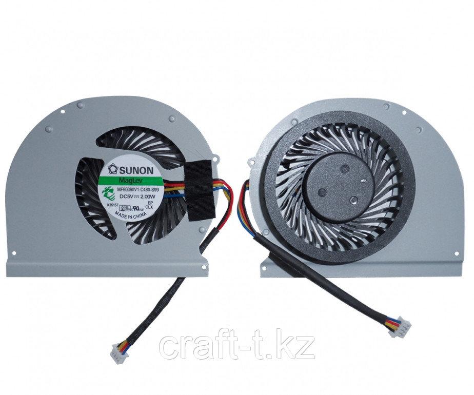 Система охлаждения (Fan), для ноутбука  Dell Latitude E6530